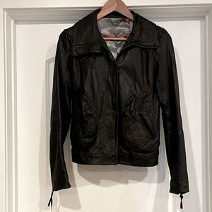 Doma Leather Jacket Size S